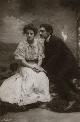 Vintage Couple 4